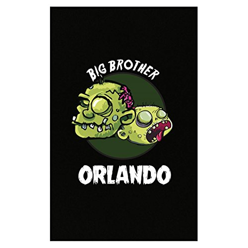 Prints Express Halloween Costume Orlando Big Brother Funny Boys Personalized Gift - Poster -
