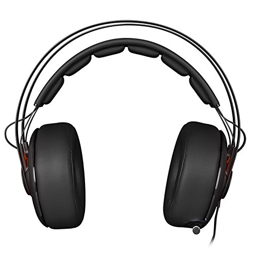 SteelSeries Siberia Elite Prism Gaming Headset-Jet Black by SteelSeries (Image #1)
