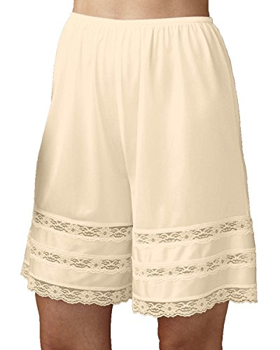 Velrose Snip-it Pettipants (3362), Beige, Large