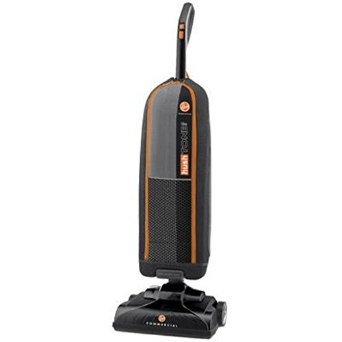 Hoover Commercial CH50400 Hush Tone Lite Upright Vacuum, 13.5