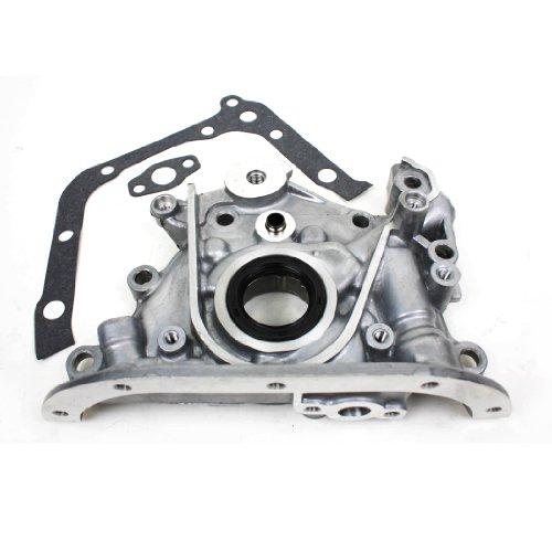 CNS OP013 Engine Oil Pump for Toyota 1.5L 1AC 3AC Tercel / 1.6L 4AC 4ALC 4AF 4AFE 4AGE 4AGEC 4AGELC 4AGZE Corolla Celica St MR2 & MR2 Supercharged/Chevrolet Nova & Twin Cam Geo Prizm