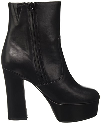 Stretch Women's Boots Black Campbell Facto De Ankle Jeffrey Nero Ixwvz7