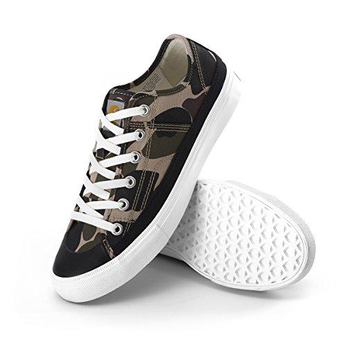 Carhartt Michigan Shoes II Camo Isle/Black (42)