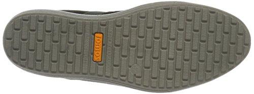 Jomos 314304, Zapatillas Hombre Multicolor (Schwarz/Shark/Jeans)