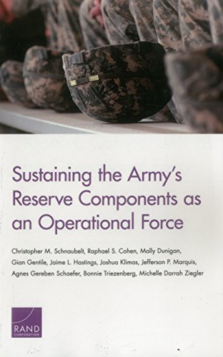 Sustaining the Army's Reserve Components as an Operational Force