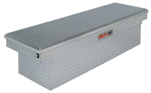Jobox PAC1580000 Aluminum Single Lid Fullsize Crossover Truck Box - Truck Delta Chest