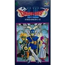 DRAGON QUEST 1 & 2 Nintendo Super Famicom Japan Game SFC