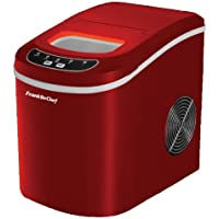 Portable Ice Maker Color: Red