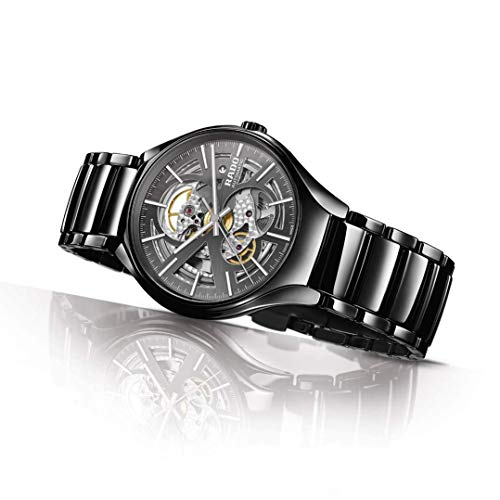 Rado True Skeleton Dail Automatic Men's Watch R27100112