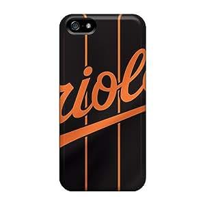 New Arrival Premium 5c Case Cover For Iphone (baltimore Orioles)