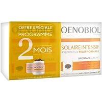 Oenobiol Solaire Intensif Préparateur Peau Normale Lot de 2 x 30 Capsules