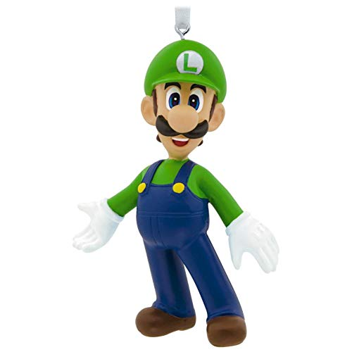 Hallmark Nintendo Super Mario Bros. Luigi Ornament Hobbies & Interests