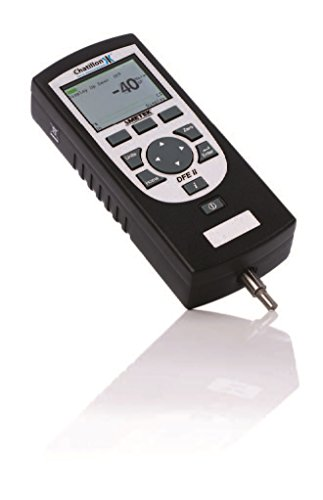 Chatillon DFE2-025 Digital Force Gauge, 25 lbf Capacity Chatillon Digital Force Gauge