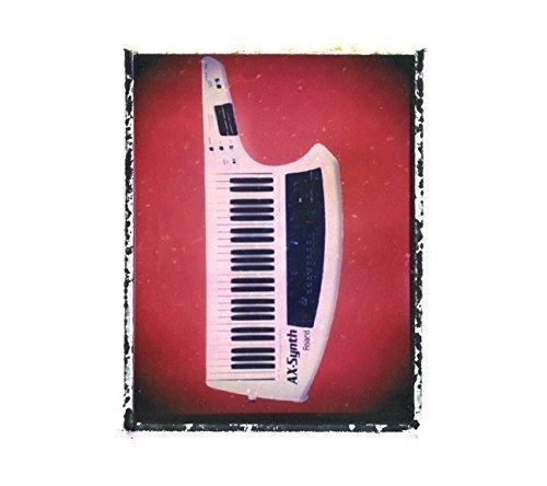 Keytar-music-art-print-guitar-art-print-music-gift