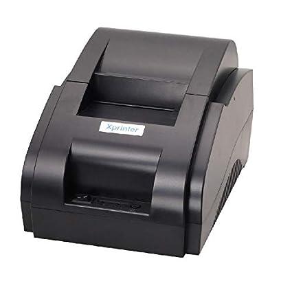 58IIH USB JEPOD XP-58IIH xprinter 58mm alta calidad USB//Bluetooth Puerto pos terminal barato impresora t/érmica de recibos