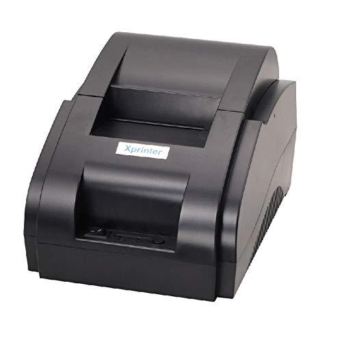 JEPOD XP-58IIH xprinter 58mm USB/Bluetooth Port pos Terminal Thermal Receipt Printer (XP-58iih)