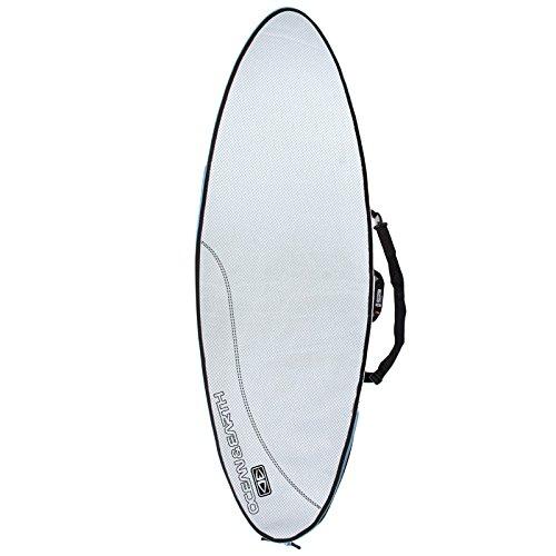 Ocean&Earth ボードバッグ COMPACT DAY FISHBOARD 6'8 シルバー B01HI7U91W