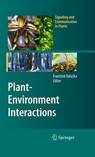 Plant-Environment Interactions: From Sensory Plant Biology to Active Plant Behavior (Signaling and Communication in Plants)