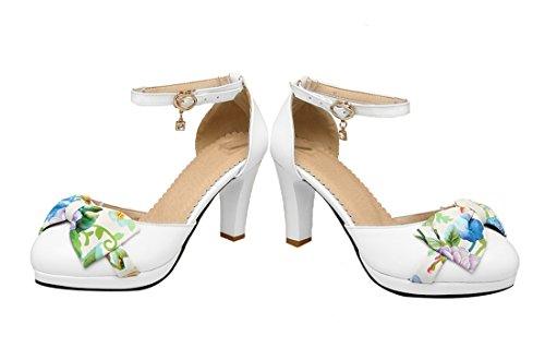 Caviglia UH Cinturino Bianco alla Donna nEgw0wO6q
