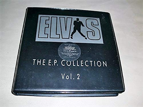 New Shipping Free ELVIS: The E.P. Easy-to-use 2 Collection Vol.