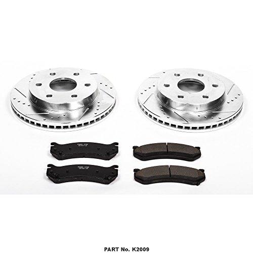 Buy rotors and brake pads
