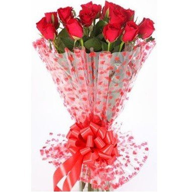 Flaberry Rosy Red: Bunch of 10