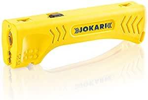 Jokari Uni-Plus Round Wire Stripper (8-15mm)