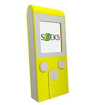 Detector de radiación Geiger.: Amazon.es: Amazon.es