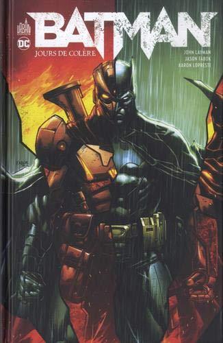 quel comics batman commencer