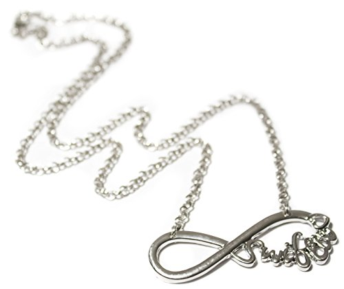 New Celebrity Fans Infinity 'SWIFTIE' Heart Pendant 18