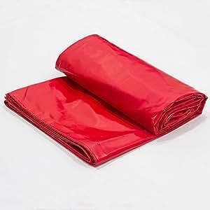QIANGDA - Lona de PVC con aislamiento solar, resistente al frío, 500 g/m², grosor 0,44 mm, 7 tamaños opcionales, tamaño personalizable