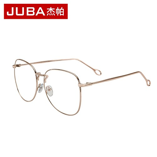 los Gold 28701 masculino marco gafas fotograma azul móvil Frame KOMNY ojos grado rose dorado equipo femenino marea gafas plano radiación Rose 28700 FqRnzUw7