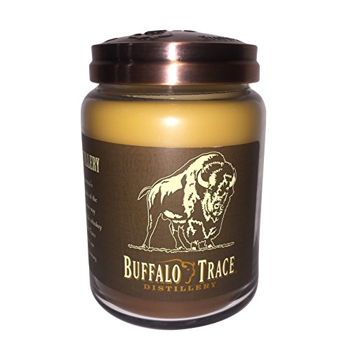 Buffalo Trace Bourbon Roasted Pecans 26 Oz Candleberry