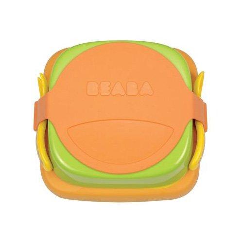 BEABA boîte à lunch douce - Sorbet B3176-1