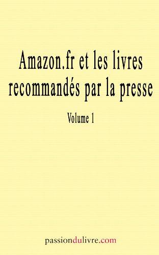 Amazon Com Amazon Fr Et Les Livres Recommandes Par La