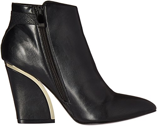 Black Ankle Bootie Women's Gone Bananas Luichiny nFwUBzPgx
