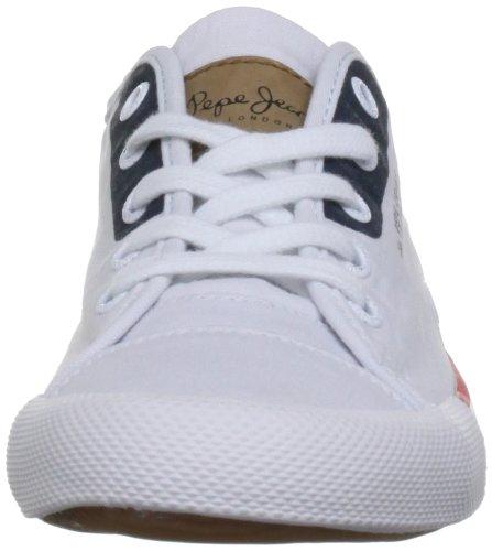 Chaussures Sport Britt de Blanc Pepe Jr Garçon Jeans tqvw1SxP