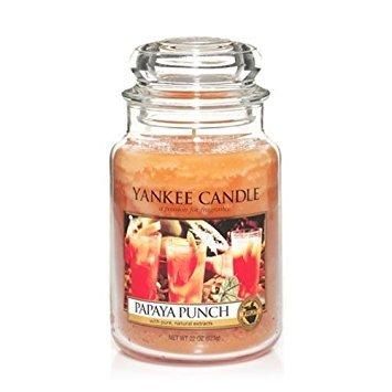 Papaya Punch 22 oz ounce Yankee Candle