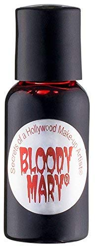 Vampire Blood Halloween Costume Makeup, Professional Quality for Clot and Scabbing Effects -