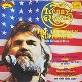 Kenny Rogers - The American Superstar - His Greatest Hits - Arcade - ADE G 119, United Artists Records - ADE G 119