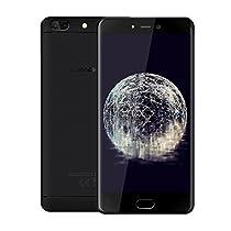 """Leagoo T5 LTE 4G smartphone 5,5 """"FHD 4G + 64G triple telecamere (F: 13MP, R: 13MP + 5MP) impronte digitali MT6750T octa-core 1.5GHz Android 7.0 3000mAh"""