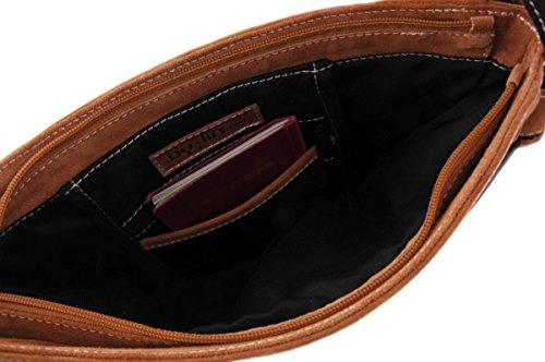 bylin Up&Down 0705 Handtasche in cognac
