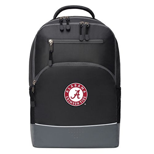 The Northwest Company Officially Licensed NCAA Alabama Crimson Tide Alliance Backpack, Black