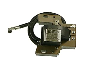 DB Electrical IBS3003 New Ignition Coil for Briggs & Stratton Ignition Coil For Lawn And Garden 7-16Hp 1Cyl Engines Horizontal & Vertical Engines 395492, 398265 398811 PT15339 440-117