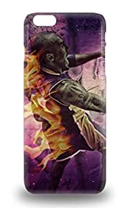 New Premium Iphone Case Cover For Iphone 6 Plus NBA Los Angeles Lakers Kobe Bryant #24 Protective Case Cover 3D PC Soft Case