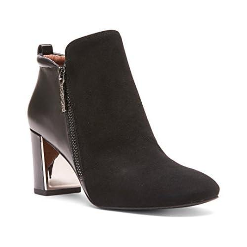 Donald J Pliner Women's Coralie-Ks Boot, Black, 8.5 M US