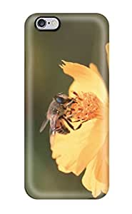 Protection Case For Iphone 6 Plus / Case Cover For Iphone(abelha Flor)