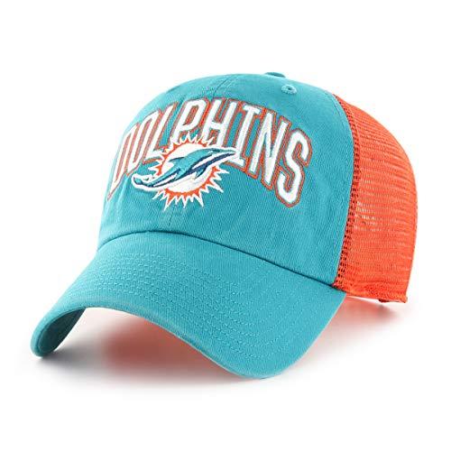 Nfl Football Team Logo Hat - OTS Adult Men's NFL Decry Challenger Adjustable Hat, Team Color, One Size