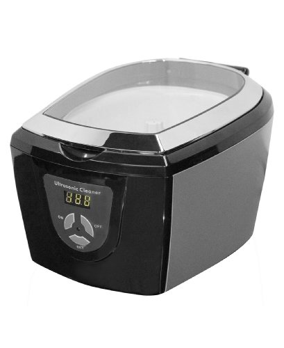 Ultrasonic Cleaner Black Discontinued Manufacturer