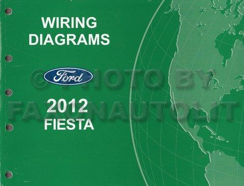 2012 ford fiesta wiring diagram manual original ford motor company rh amazon com 2014 ford fiesta wiring diagram 2012 ford fiesta wiring diagram pdf